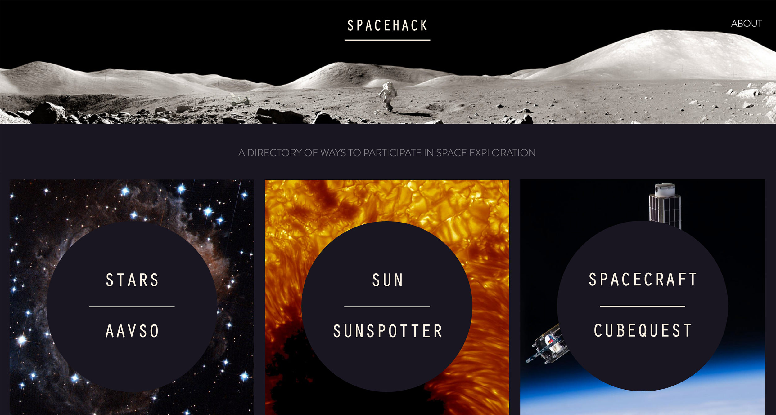 Spacehack.org